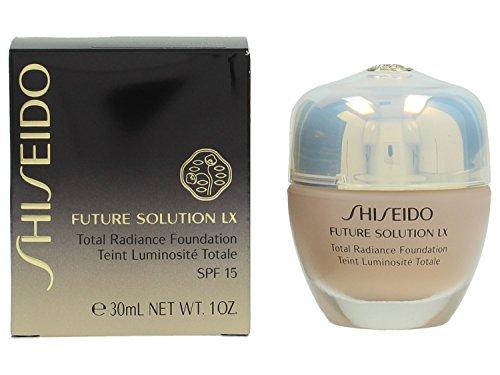 Shiseido Future Solution LX Total Radiance Foundation unisex, Foundation 30 ml, Farbe: I60, 1er Pack (1 x 0.21 kg)