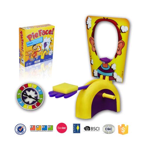 Neu Pie Face Kinder Spiele Partie Game Familien Spiel Gesellschaftsspiel DM