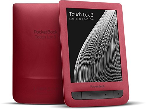 PocketBook PB626(2)-R-WW eBook-Reader Tablet-PC 4GB rot