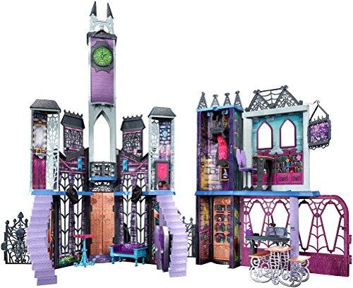 Mattel Monster High CJF48 - Mega Monsterschule