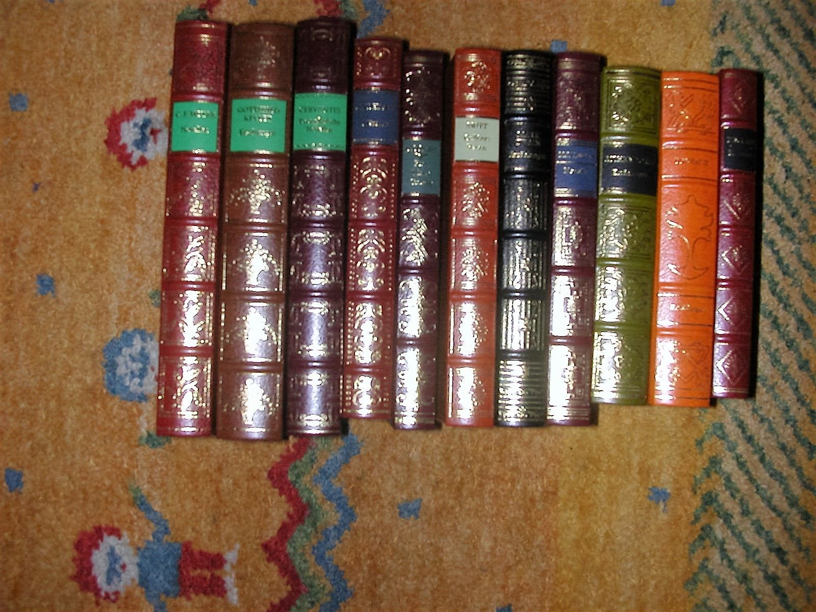 15 x Die grosse Erzähler-Bibliothek der Weltliteratur - Harenberg Prachtausgaben