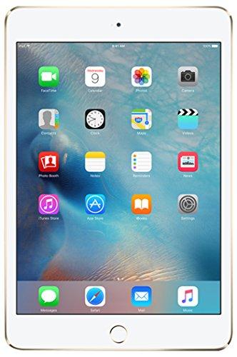 Apple iPad mini 4 20,1 cm (7,9 Zoll) Tablet PC (WiFi, 64GB Speicher) gold