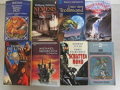 60 Bücher Taschenbücher Fantasyromane Fantasy