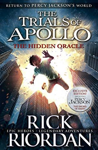 The Hidden Oracle (The Trials of Apollo Book 1)