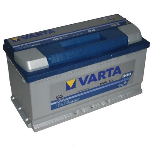 VARTA G3 Blue Dynamic / Autobatterie / Batterie 95Ah