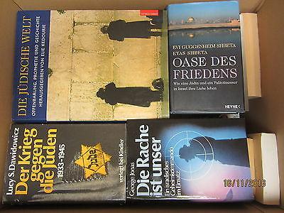 48 Bücher Bildbände Israel Juden Judentum Zionismus