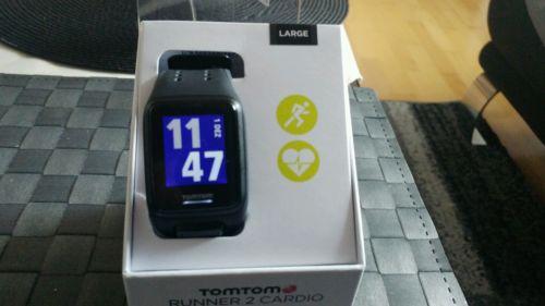 Tomtom Runner 2 Kardio mit GPS