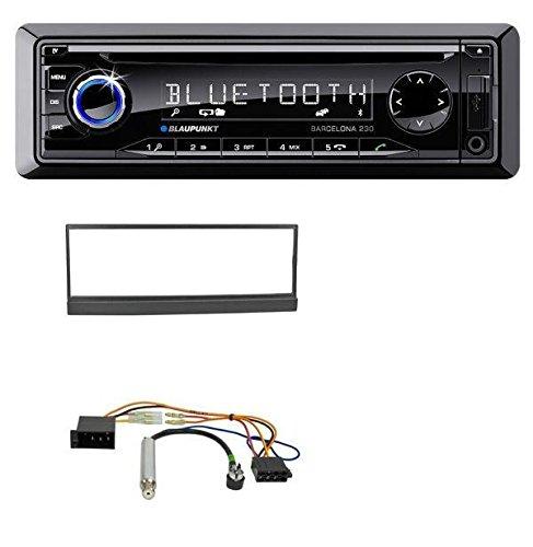 Blaupunkt Barcelona 230 CD MP3 USB SD Bluetooth AUX Autoradio für Skoda Fabia (bis 2003)