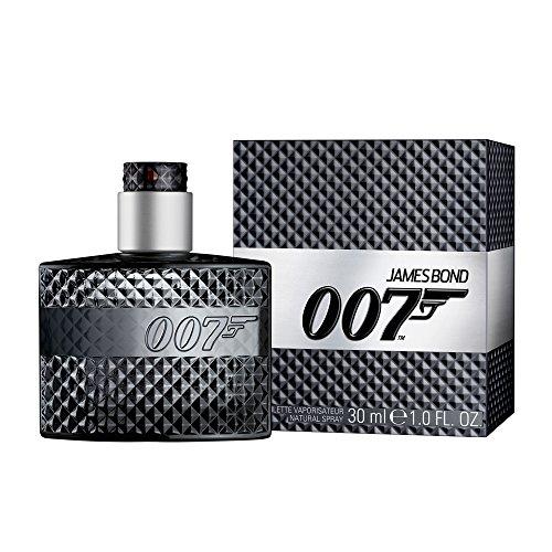 James Bond 007 Eau de Toilette Natural Spray, 30 ml