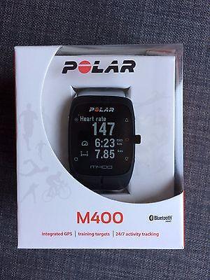 Polar M400, Trainingscomputer GPS, Herzfrequenzmesser