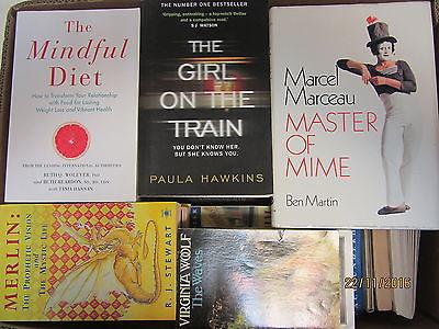 56 Bücher Romane Sachbücher Reiseführer u.a. englische Bücher