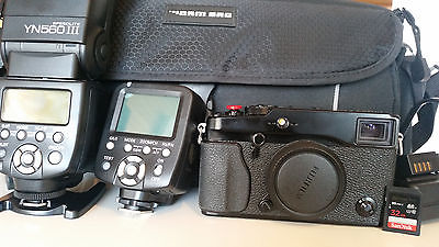 Fujifilm X-Pro1 Set