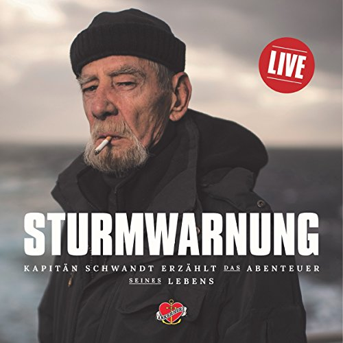 STURMWARNUNG: Kapitän Schwandt erzählt das Abenteuer seines Lebens.