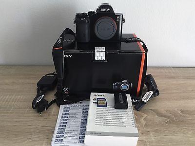 Sony Alpha 7R 36.4 MP Digitalkamera (Nur Gehäuse) TOP!! wie NEU mit Garantie!!