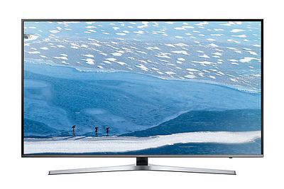 Samsung UE49KU6470 123 cm 49 Zoll Ultra HD DVB-T2/C/S2 Smart TV Fernseher PVR