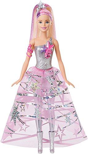 Mattel Barbie DLT25 - Sternenglitzer-Kleid Barbie
