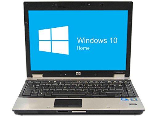 HP Elitebook 8440p Notebook | 14 Zoll | Intel Core i5-520M @ 2,4 GHz | 8GB DDR3 RAM | 250GB HDD | DVD-Brenner | Windows 10 Home vorinstalliert (Zertifiziert und Generalüberholt)