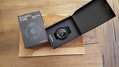 Suunto Core*The Outdoor Watch* All Black