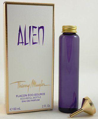 Thierry Mugler Alien 60 ml Eau de Parfum EDP Refill Flacon Nachfüller