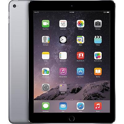 Apple iPad Air 2 - 128GB - 4G Cellular - Spacegrau - LTE - NEU - Händler