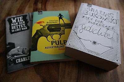 Charles Bukowski - Kleine Bücher Sammlung - bitte lesen -