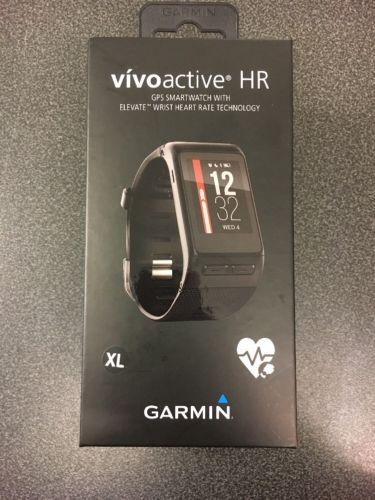 Garmin vivoactive HR Größe XL Neu Smartwatch