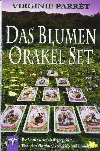 Das Blumenorakel Set: Die Blumenorakel-Karten als Wegbegleiter - Einblick in Charakter, Leben, Liebe und Zukunft