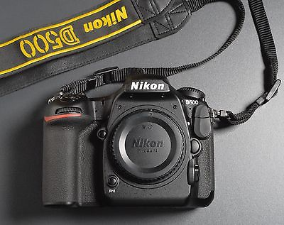 NIKON D500 BODY, DX Format