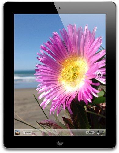 Apple iPad 4 WiFi 16GB Schwarz (Zertifiziert und Generalüberholt)