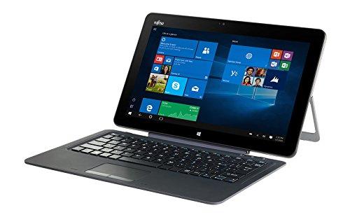 Fujitsu STYLISTIC R726 VFY:R7260M85BBDE 31,8 cm (12,5 Zoll) Notebook (Intel Core i5 6300U, 8GB RAM, 256GB SSD, Win 10 Home) schwarz