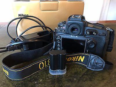Nikon D810 mit 3138 Auslösungen