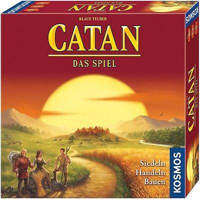Die Siedler von Catan das Grundspiel von Kosmos 69360 Neu