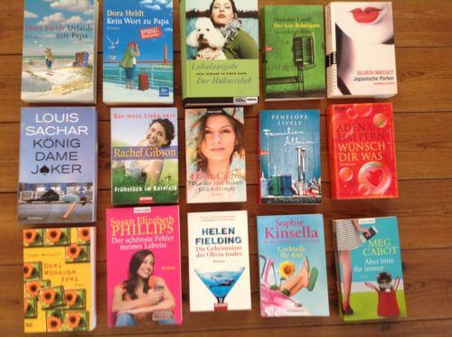 15 Krimis Buchpaket Frauenkrimis Romane  Top Konvolut Büchersammlung