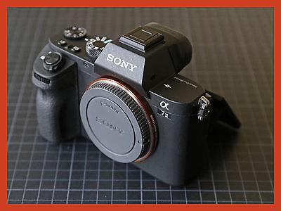 Sony Alpha 7 II Vollformat 24,3 MP-Systemkamera ILCE7M2 / ILCE-7M2