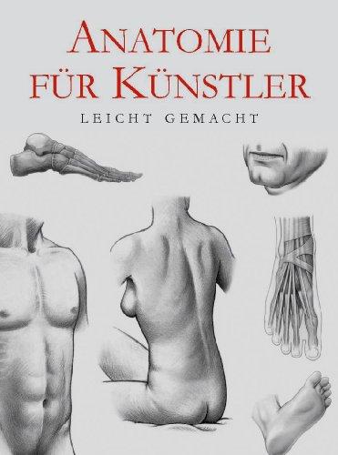 Anatomie für Künstler - leicht gemacht