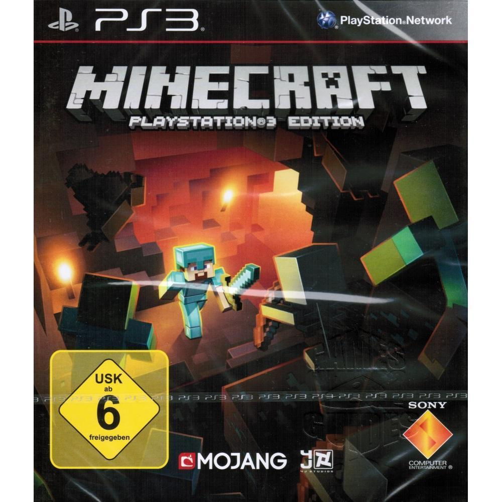 MINECRAFT Für Sony PS Spiel Dt Verkaufsversion NEU - Minecraft hyperion spielen