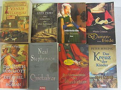49 Bücher Taschenbücher historische Romane Top Titel Bestseller