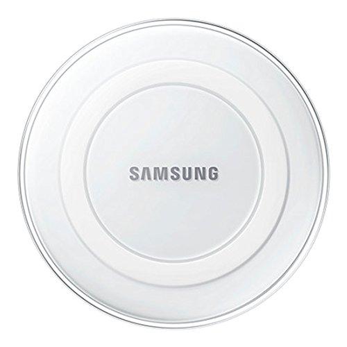 Samsung Induktive Ladestation Qi-Charger Kompatibel mit Samsung Galaxy S6/S6 und S7 /S7 Edge - Weiß