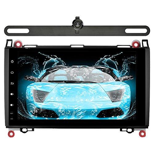 YINUO 9 Zoll 2 Din Android 5.1.1 Lollipop Quad Core Autoradio Moniceiver GPS Tablet-Bildschirm Navigation für Mercedes-Benz A-class W169 (2004-2012)/ Mercedes-Benz B-class W245 (2004-2012) / Mercedes-Benz Viano/Vito(W639) (2006-2014)/ Mercedes-Benz Sprint
