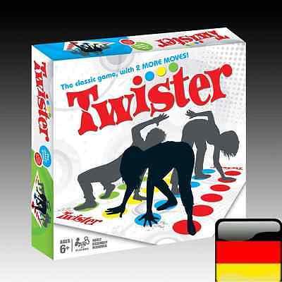 Twister Spiel Kinderspiel Kinder Bodenspiel Das verrückte Spiel Geschicklichkeit