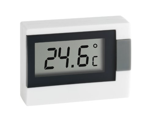TFA Dostmann digitales Thermometer 30.2017.02, weiss