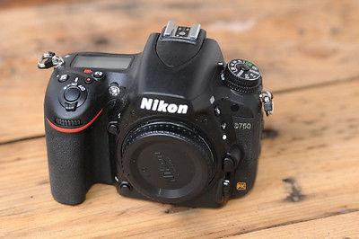 Nikon D750 Gehäuse, sehr guter Zustand
