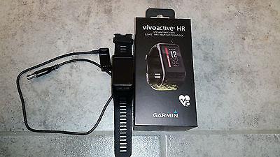 GARMIN vivoactive HR OVP mit Rechnung und Restgarantie 5 Monate alt