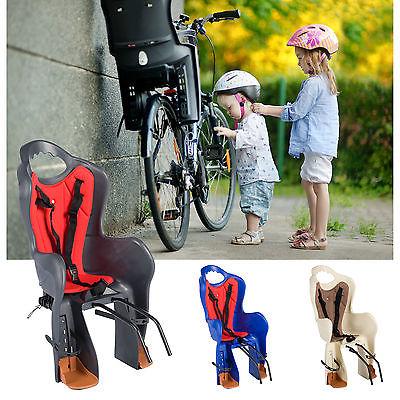 Kinder Fahrradsitz Kindersitz TÜV EN14344 22kg inkl. Halterung Fahrradkindersitz