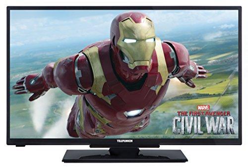 Telefunken XF32A101 81 cm (32 Zoll) Fernseher (Full HD, Triple Tuner, DVB-T2 H.265/HEVC)
