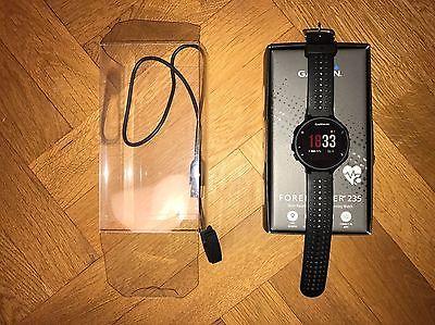 Garmin Forerunner 235 GPS Uhr (HR-Messung) - TOP Zustand - Rechnung/Restgarantie
