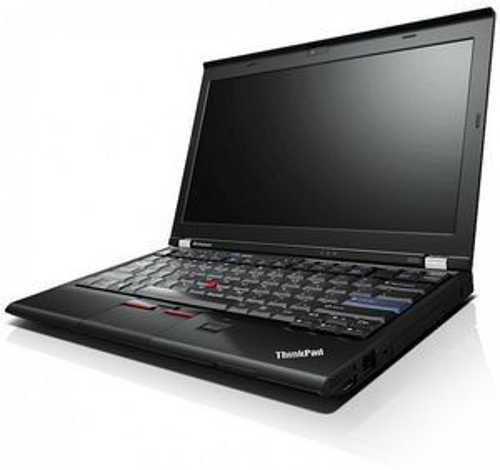 Lenovo Thinkpad X220 i5 2,5 16,0 12M 120SSD WLAN BL CR Win7Pro (Zertifiziert und Generalüberholt)