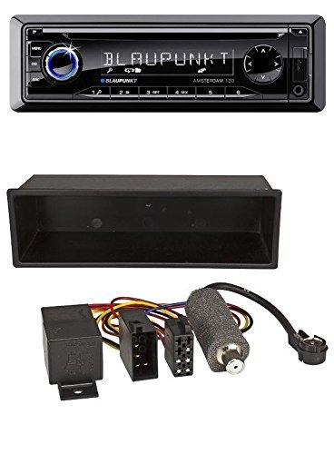 Blaupunkt Amsterdam 130 CD MP3 USB AUX Autoradio für VW Polo, T4, Passat, Golf (1998-2004)