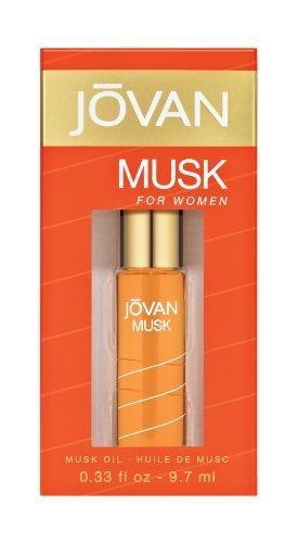 Jovan Musk Oil Perfume Oil 9,7ml