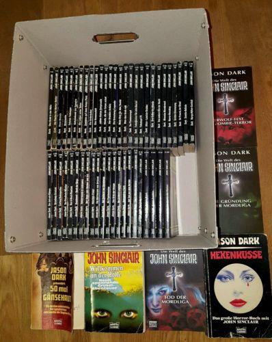 john sinclair Taschenbücher und andere Bücher
